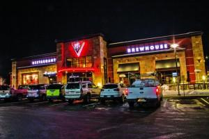 BJ's Brewhouse is located in University Villiage near campus. Austin Chasse | The Scribe