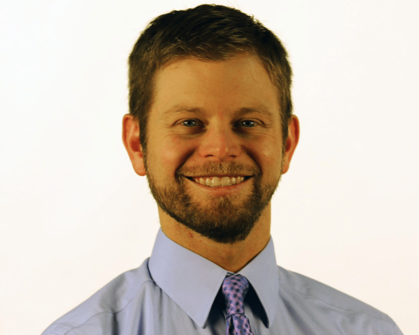 Danny Pape, the new director of Career Services and Student Futures. Photo courtesy of Communique.