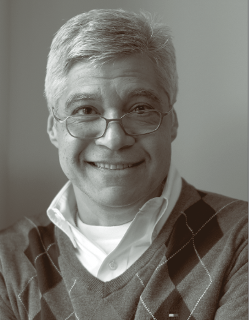 Ray Tirado, professor in the physics and energy science department. (Orion Hunter|The Scribe)