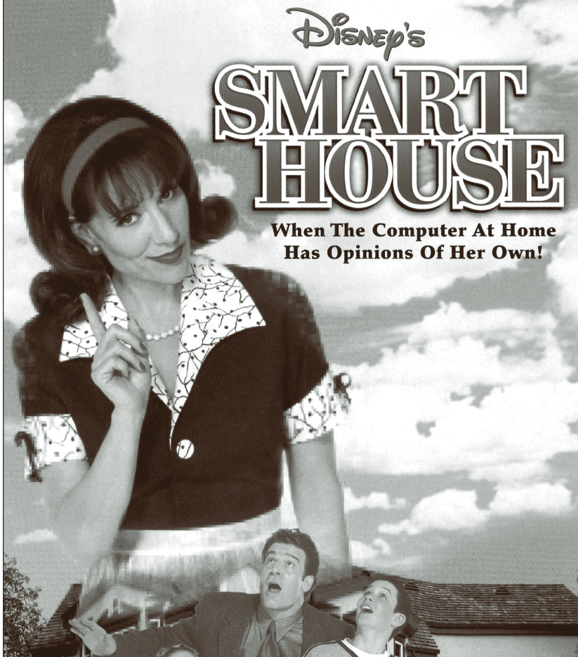 "eduPromotion poster for ""Smart House"" (1999). (Walt Disney Studios)"